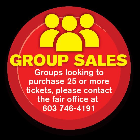 hopkinton state fair group ticket sales