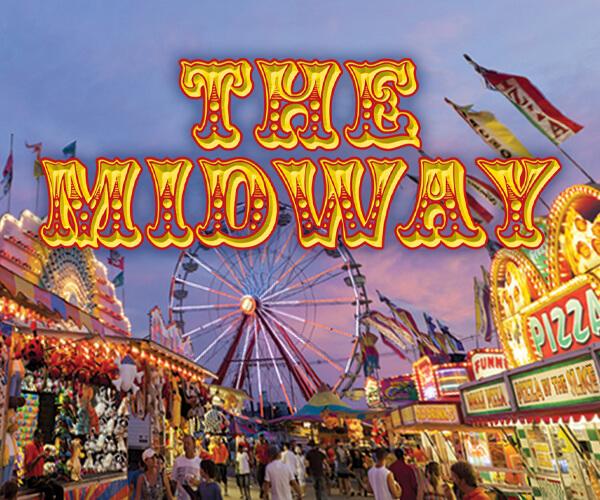 Hopkinton State Fair midway
